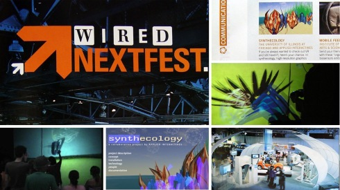 Wired NEXT FEST Synthcology VR